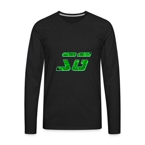 SternyGamingSG - Men's Premium Long Sleeve T-Shirt