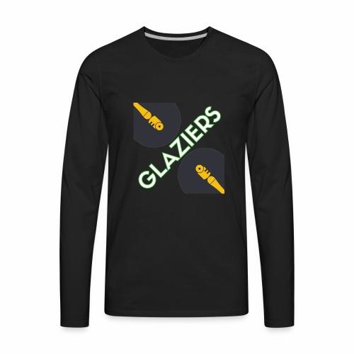 Glaziers - Men's Premium Long Sleeve T-Shirt