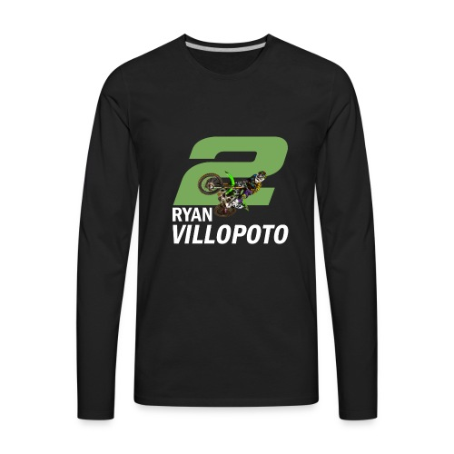 Ryan Villopoto - Men's Premium Long Sleeve T-Shirt