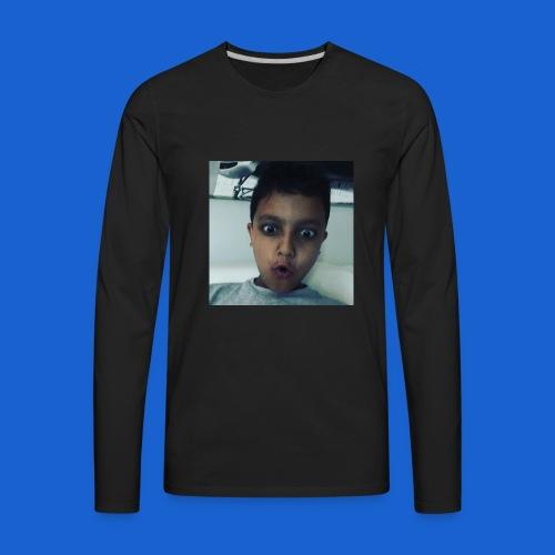 2A268FF2 6F34 423F 822B 9B7CCBBE0410 - Men's Premium Long Sleeve T-Shirt