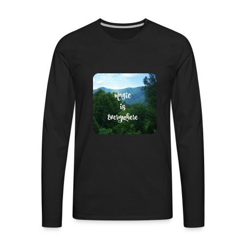 magic1 - Men's Premium Long Sleeve T-Shirt