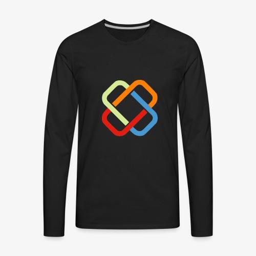 HPC ICON - Men's Premium Long Sleeve T-Shirt