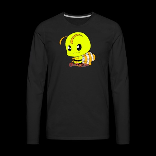The Bee - Men's Premium Long Sleeve T-Shirt