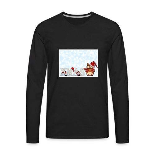 xmas - Men's Premium Long Sleeve T-Shirt