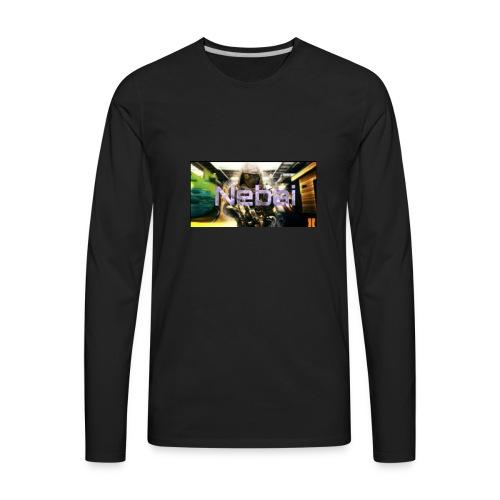 Clan members - Men's Premium Long Sleeve T-Shirt
