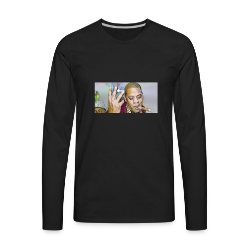Winners win - Men's Premium Long Sleeve T-Shirt