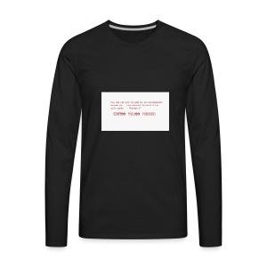 21272376 10210311401880710 6052046355094353014 n - Men's Premium Long Sleeve T-Shirt
