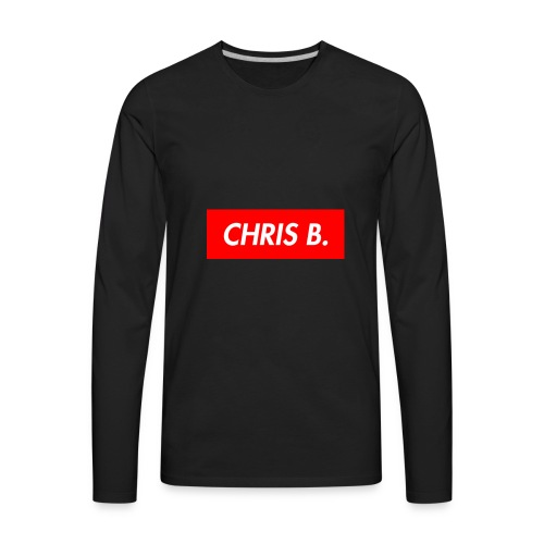337CBB87 39EC 46BB AF7A 2E5628A358D1 - Men's Premium Long Sleeve T-Shirt