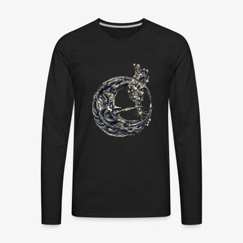 The Magic Moon - Men's Premium Long Sleeve T-Shirt