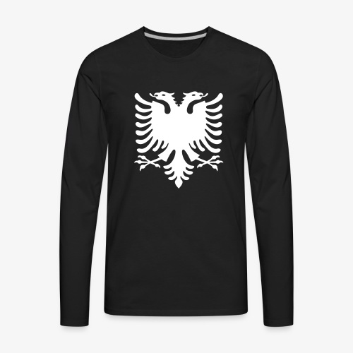 shqiponja - Men's Premium Long Sleeve T-Shirt
