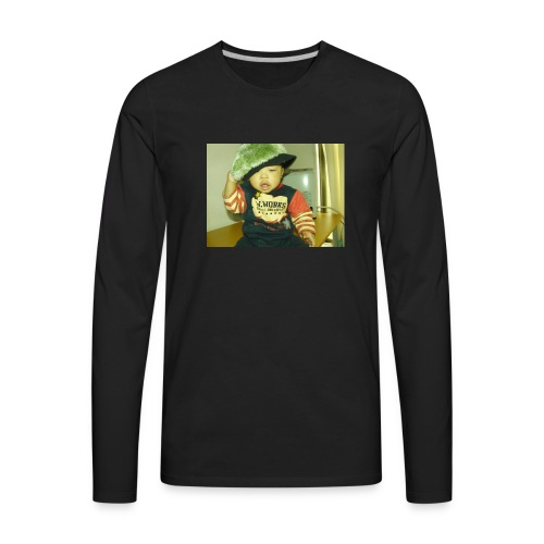 Cutie! - Men's Premium Long Sleeve T-Shirt