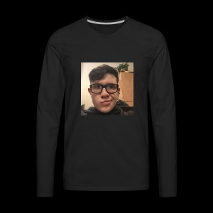 Luke - Men's Premium Long Sleeve T-Shirt