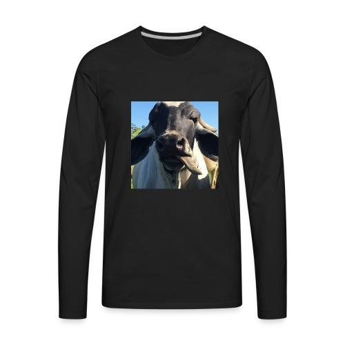 Brahman - Men's Premium Long Sleeve T-Shirt