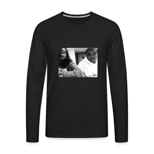 Big G And K - Men's Premium Long Sleeve T-Shirt