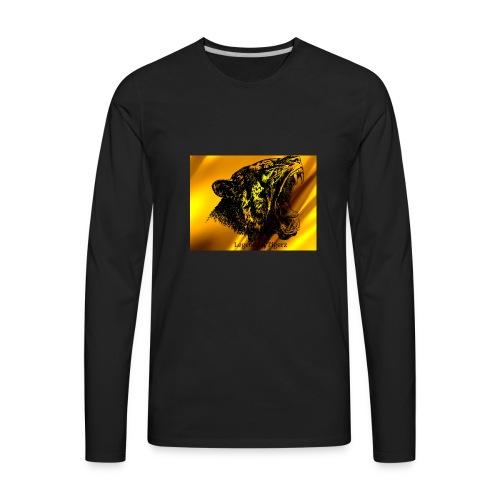GoldenTigerz - Men's Premium Long Sleeve T-Shirt
