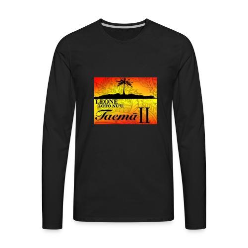 Leone Taemā 2 - Men's Premium Long Sleeve T-Shirt