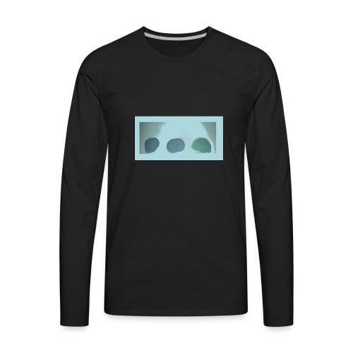 Chromium - Men's Premium Long Sleeve T-Shirt