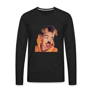 Zach Herron - Men's Premium Long Sleeve T-Shirt