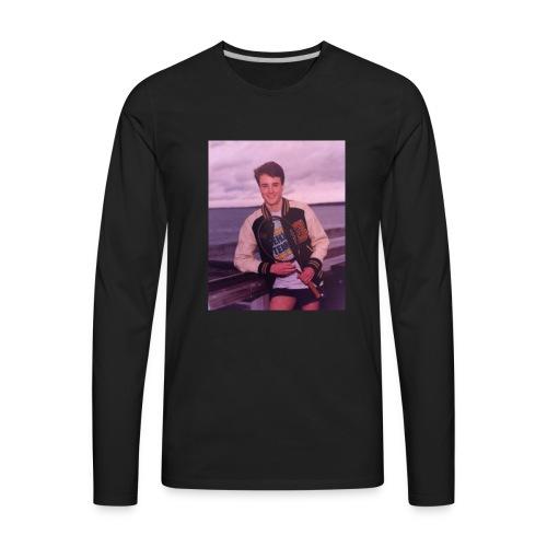 Clete Smith - Men's Premium Long Sleeve T-Shirt