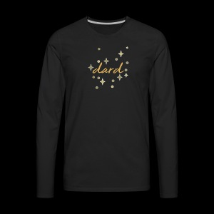 dard - Men's Premium Long Sleeve T-Shirt