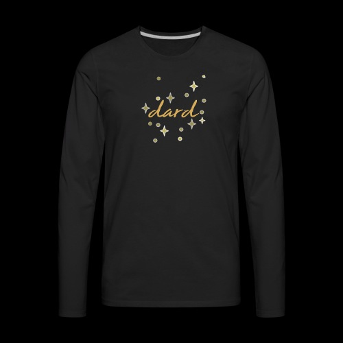 dard - Men's Premium Long Sleeve T-Shirt