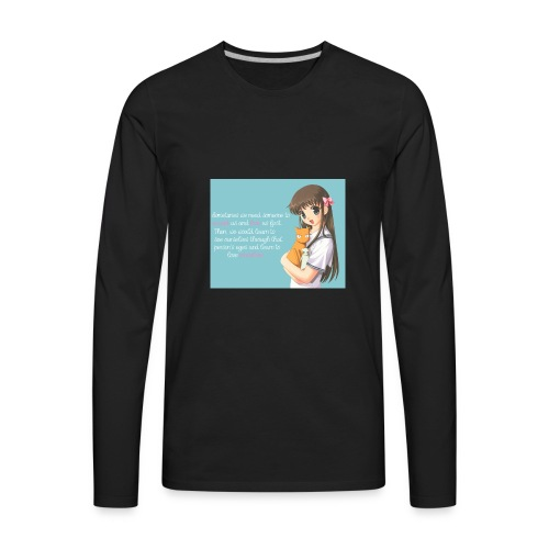 Tohru - Men's Premium Long Sleeve T-Shirt