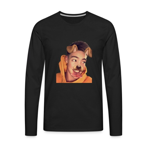 Zach Herron - Men's Premium Long Sleeve T-Shirt