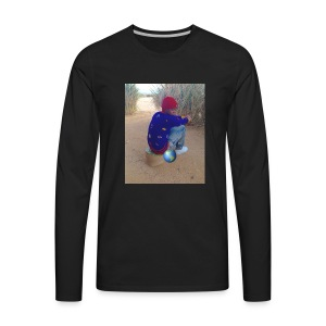 Teens with Knowledge - Men's Premium Long Sleeve T-Shirt