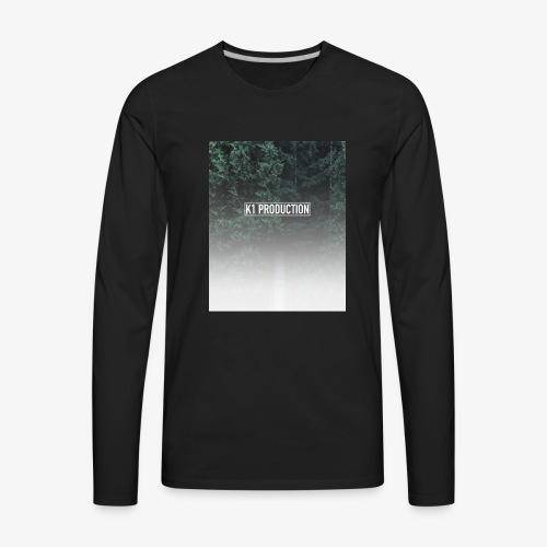 K1 Production - Men's Premium Long Sleeve T-Shirt
