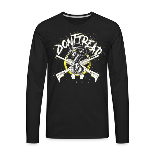 Don't Tread - Men's Premium Long Sleeve T-Shirt