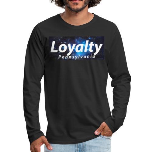 LoyaltyFounded - Men's Premium Long Sleeve T-Shirt