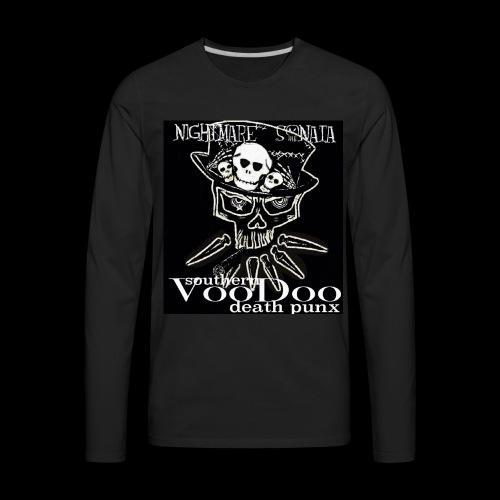 Nightmare Sonata logo - Men's Premium Long Sleeve T-Shirt