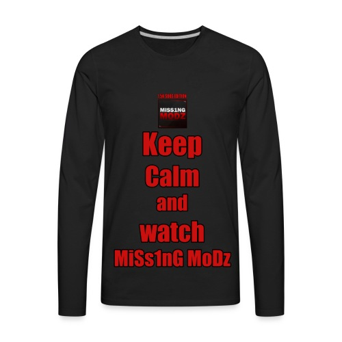 MiSs1nG MoDz Custom Design - Men's Premium Long Sleeve T-Shirt