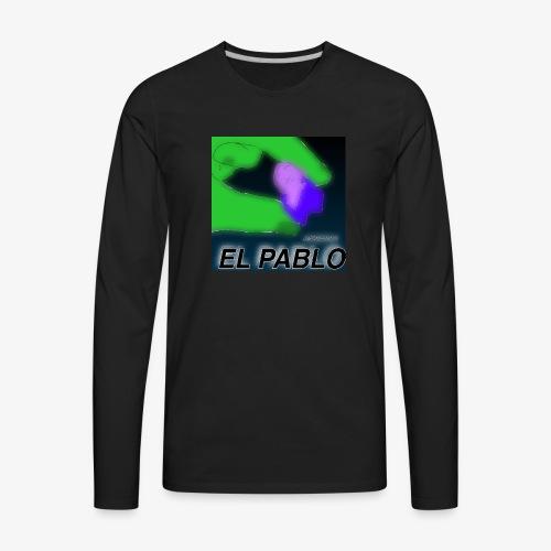 EL PABLO - Men's Premium Long Sleeve T-Shirt