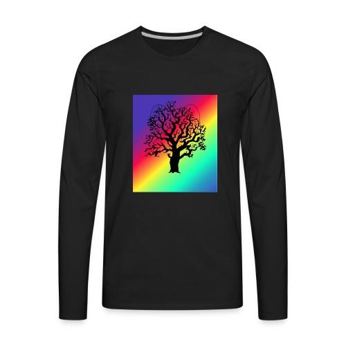 Tree of love - Men's Premium Long Sleeve T-Shirt