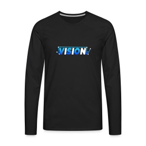 Vision Long-sleeve and T - Shirt - Men's Premium Long Sleeve T-Shirt