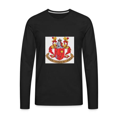 Force Power Life by Schauffert - Men's Premium Long Sleeve T-Shirt
