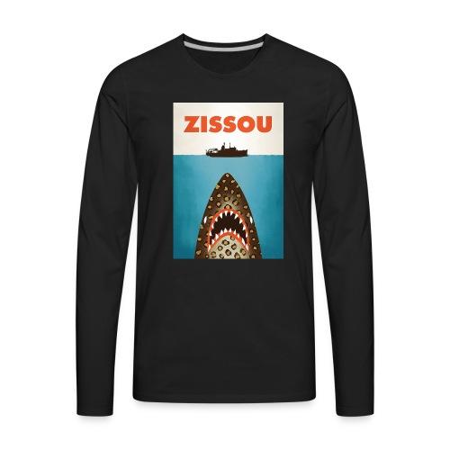 zissou - Men's Premium Long Sleeve T-Shirt