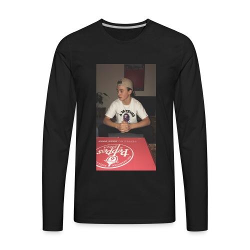 Teodor Karlsen Exclusive - Men's Premium Long Sleeve T-Shirt