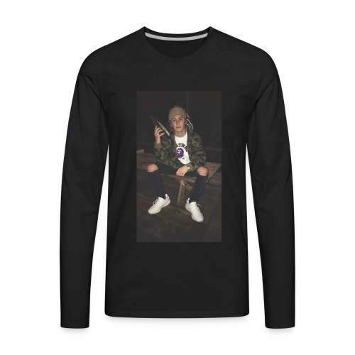 Teodor Karlsen Classic - Men's Premium Long Sleeve T-Shirt