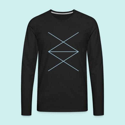 Supaze - Men's Premium Long Sleeve T-Shirt