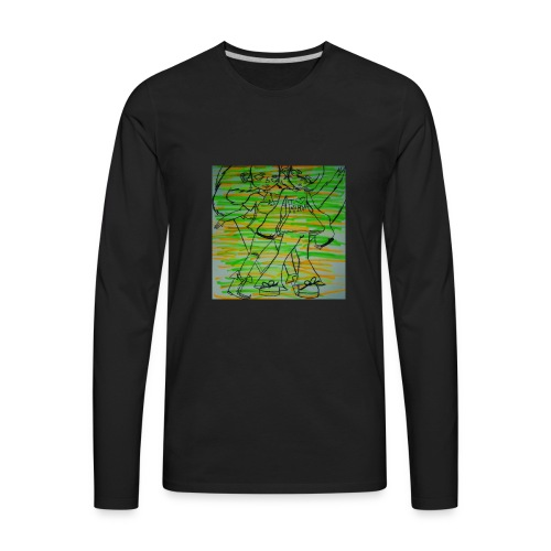 Edison and Otis - Men's Premium Long Sleeve T-Shirt