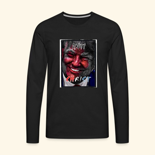Donnie the Anti Christ - Men's Premium Long Sleeve T-Shirt