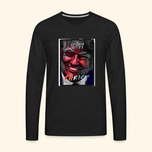 Donnie the Anti Christ - Men's Premium Long Sleeve T-Shirt