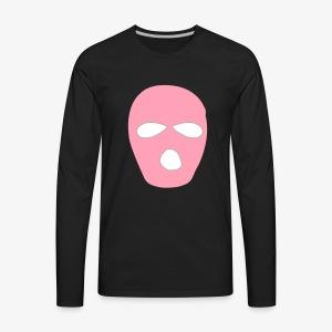OFCL Ski Mask 2 - Men's Premium Long Sleeve T-Shirt