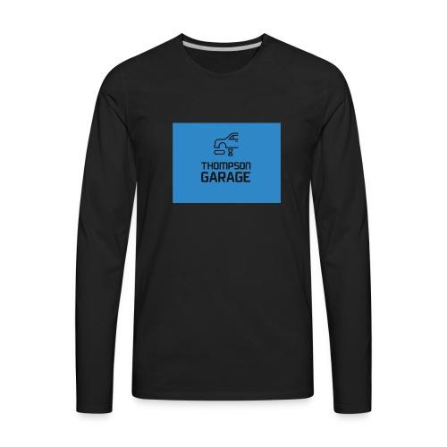 Thompson Garage Merch - Men's Premium Long Sleeve T-Shirt