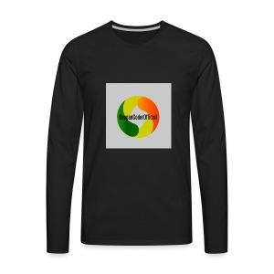 ReaganCoderOfficial - Men's Premium Long Sleeve T-Shirt