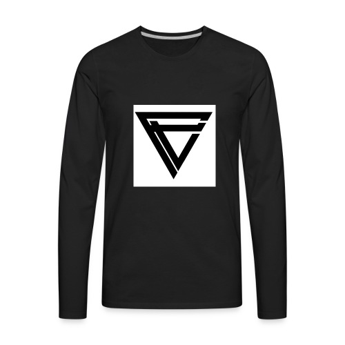 LBV sweatshirt - Men's Premium Long Sleeve T-Shirt