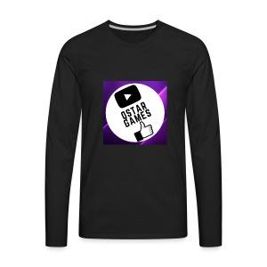 It's My Logo! - Men's Premium Long Sleeve T-Shirt