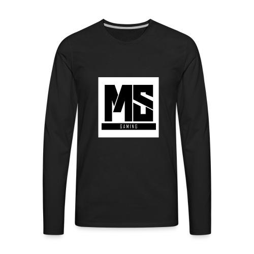 msgaming merchandise - Men's Premium Long Sleeve T-Shirt